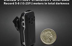 Mini Kamera - 1 250px