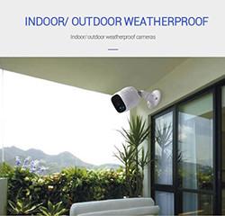 Akıllı Pil Kablosuz Gizli Açık Kapalı Mini CCTV (SPY214)