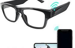 Touch Eyeglasses P2P Camera di Security - 1 250px
