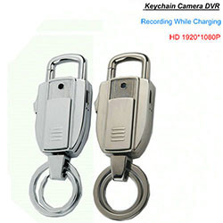 HD Camera Keychain DVR (SPY236) - S $ 188