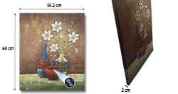 SPY232I - Çiçek Vazo Yağlı Boya Casus Gizli Kamera - 250px