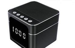 WIFI Clock Bluetooth Speaker nrog Nightvision - 1 250px