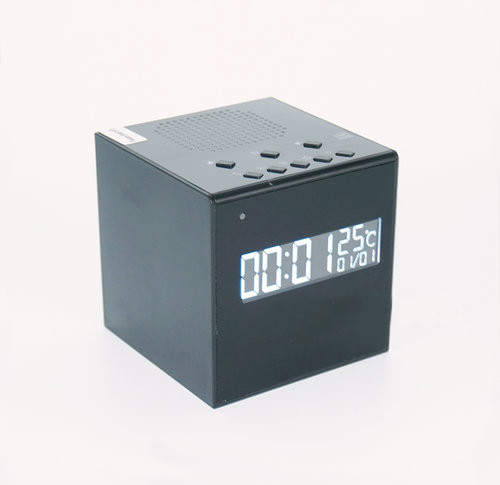 Ceamara WIFI Clog Cainteoir Bluetooth, Super Nightvision - 2