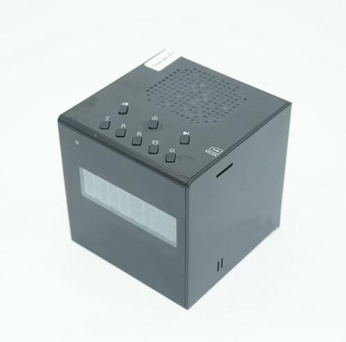 Bluetooth Speaker Clock WIFI Camera, Super Nightvision - 4
