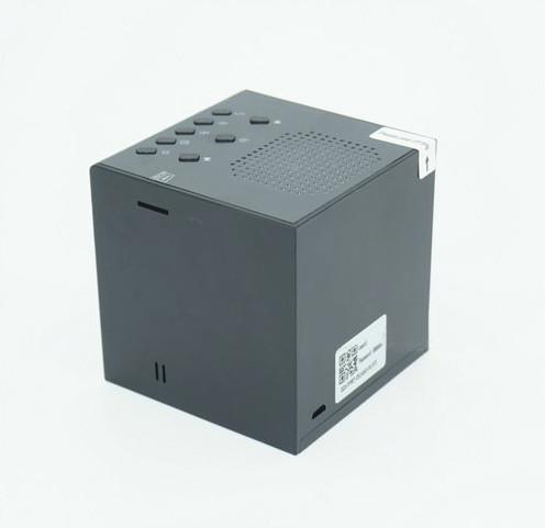 Bluetooth Speaker Clock WIFI Camera, Super Nightvision - 5