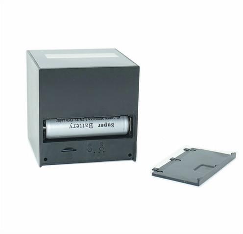 Bluetooth Speaker Clock WIFI Camera, Super Nightvision - 6