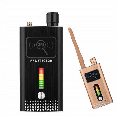 GPS SPY kamera RF seinalearen detektagailu bikoitza, Range 1-8000MHz, Distantzia 5-8m - 2
