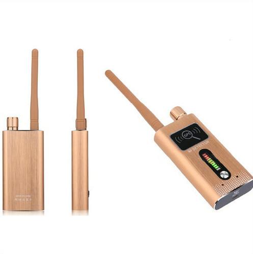 GPS SPY Camera RF Dual Signal Detector, Range 1-8000MHz, Distance 5-8m - 4