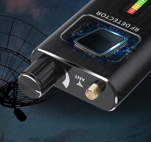 GPS SPY Camera RF Dual Signal Detector, Range 1-8000MHz, Distance 5-8m - 7