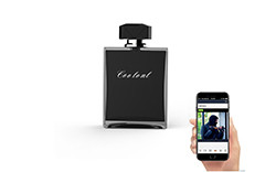 Perfume Bottle Hidden Spy Camera (SPY242) - S $ 288