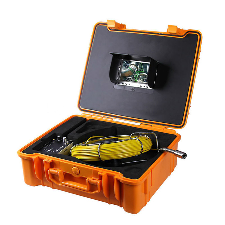 Pipe Inspection Camera with 7'' Digital LCD screen - 2