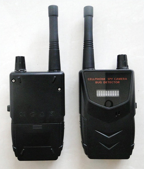 Professional SPY Camera Bug RF Detector, 20-6000MHz, distance up to 30m - 4