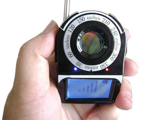 SPY Camera Detector - SignalLens Detector, Range 1-650 - 3