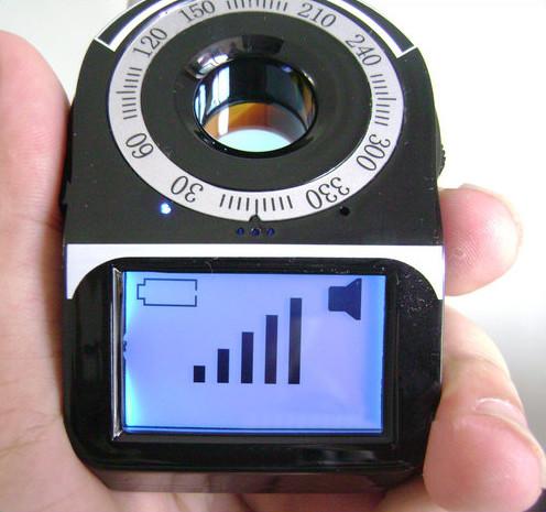 SPY Camera Detector - SignalLens Detector, Range 1-650 - 5
