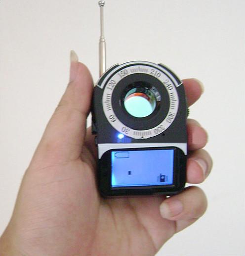 SPY Camera Detector - SignalLens Detector, Range 1-650 - 8