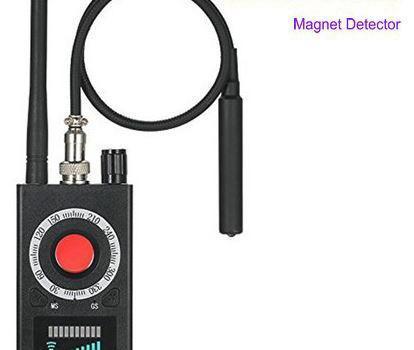 SPY995 - SPY Camera Detector - Signal-Lens-Magnet Detector