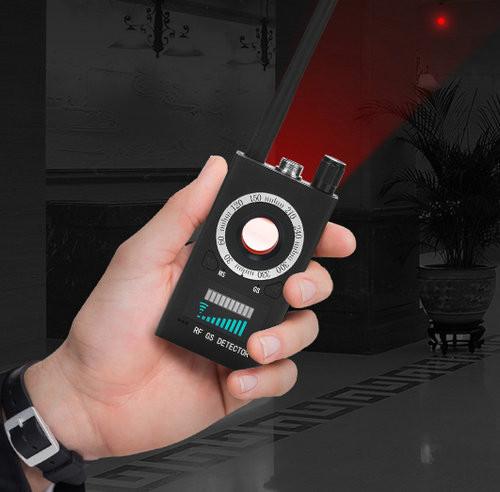 SPY995 - SPY Camera Detector - Signal-Lens-Magnet Detector - 8
