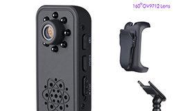 HD SPY Versteekte Mini Camera, Super Night Vision, Bewegings Deteksie, Battery 3Hrs - 1 250px