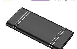Ceamara Powerbank 4K WIFI, HD 4K2K1080P, NightvisionTF 128G, 10000mAh Battery - 1 250px