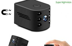 Mini Kamera WIFI, HD1080P, H.264, Nightvision, TF Maks 128G - 1 250px
