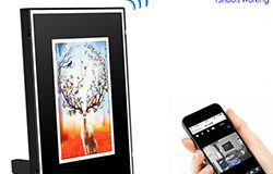WIFI Photo Frame SPY Hidden Camera, HD 1080P, 6000mAh battery 15hours - 1 250px