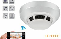 Failautusi ulaula WIFI SPY Heded Camera, HD1080P, WIFI, P2P, IP, TF Max128G - 1 250px