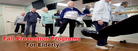 Fall Prevention Programs For Elderly