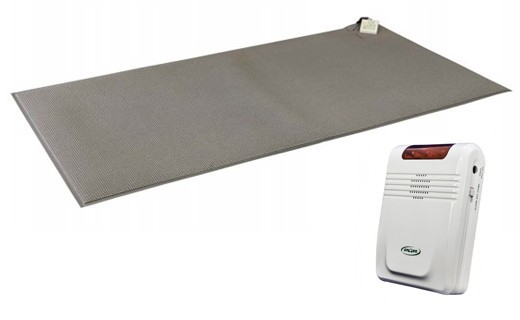 Elderly Fall Prevention - OMG Wireless Floor Mat Alarms