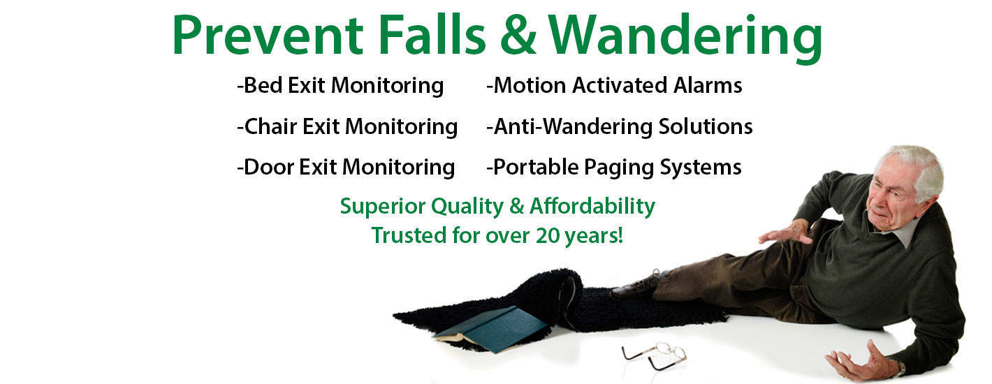 Prevent Fall and Wandering