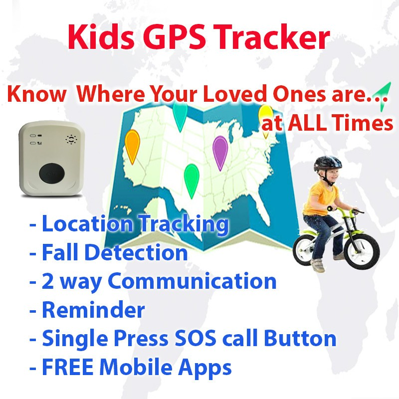 OMG Solutions - Wearable Safety and GPS Devices for Kids