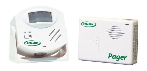 OMG Solutions - Motion Sensor And Pager