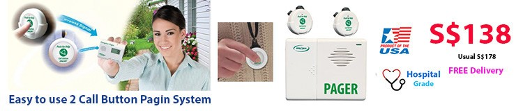 Promotion: Wireless Call Button Alarm