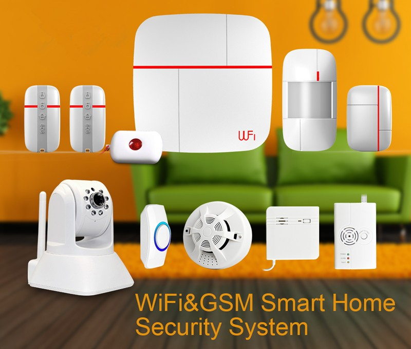 vCare Okenye Home Safety System WiFiGSM