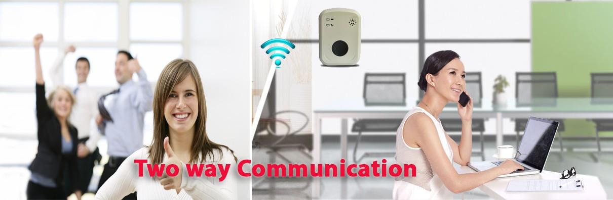 Communicate-Staff - Emergency Call Button