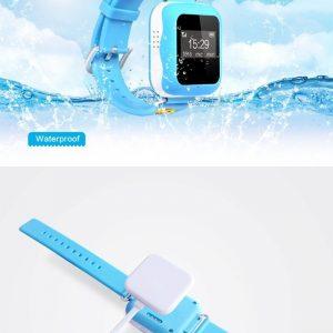 GPS032W - OMG Waterproof 4G GPS Tracker Kids Phone Watch