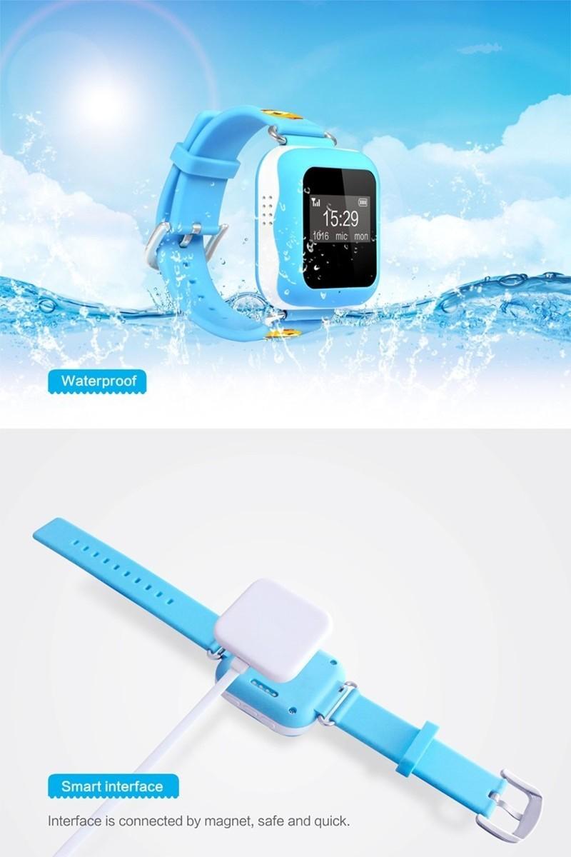 Kids GPS Watch (Waterproof)