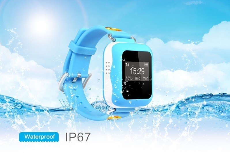 Kids GPS Watch (Waterproof - IP67) -03