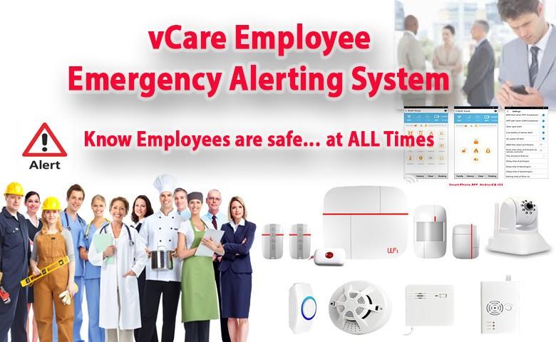 vCare Employee Emergency Alerting System