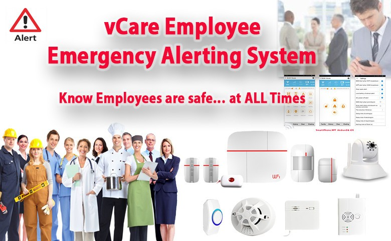 Employee Emergency Alerting System