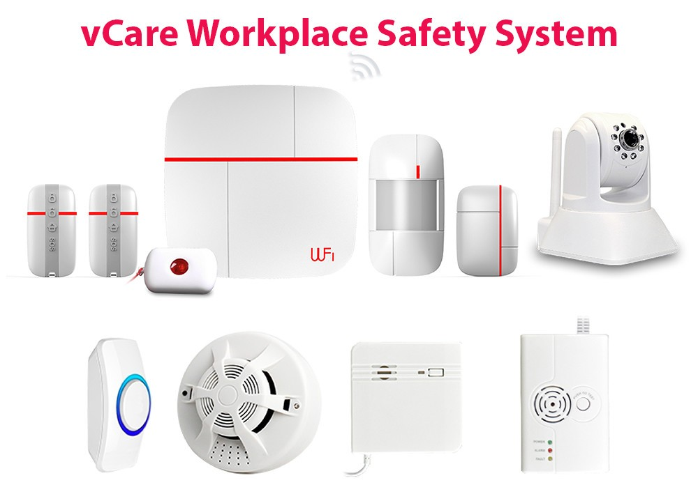 vCare Workplace Safety System