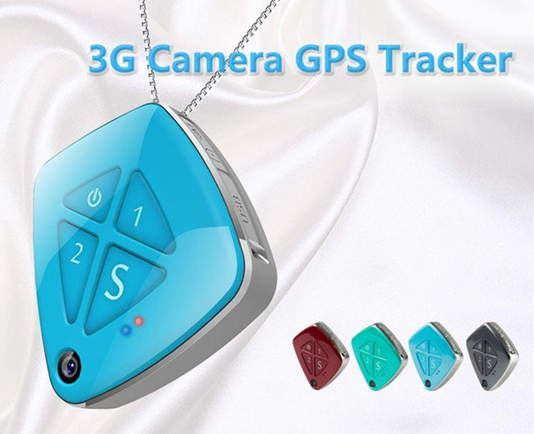 OMG GPS Pendant Tracker (Dementia Elderly & Kids) [GPS014D] (No Monthly Subscription)