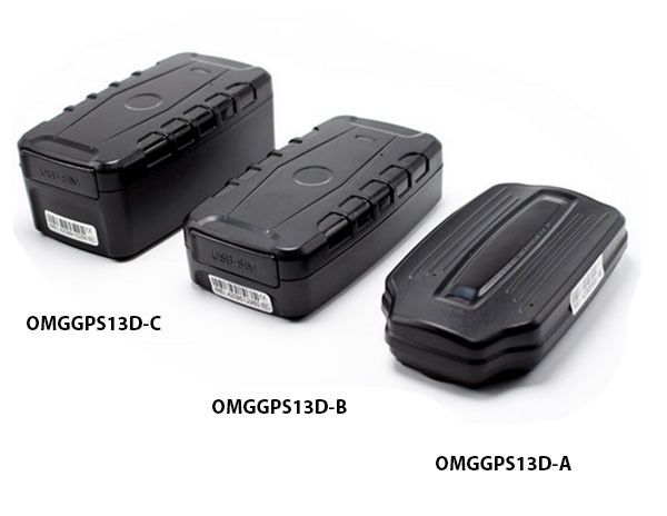 Vehicle / Car Magnetic 3G GPS Tracker [OMGGPS13D]