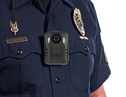 Body Worn Camera Police (BW01) RS