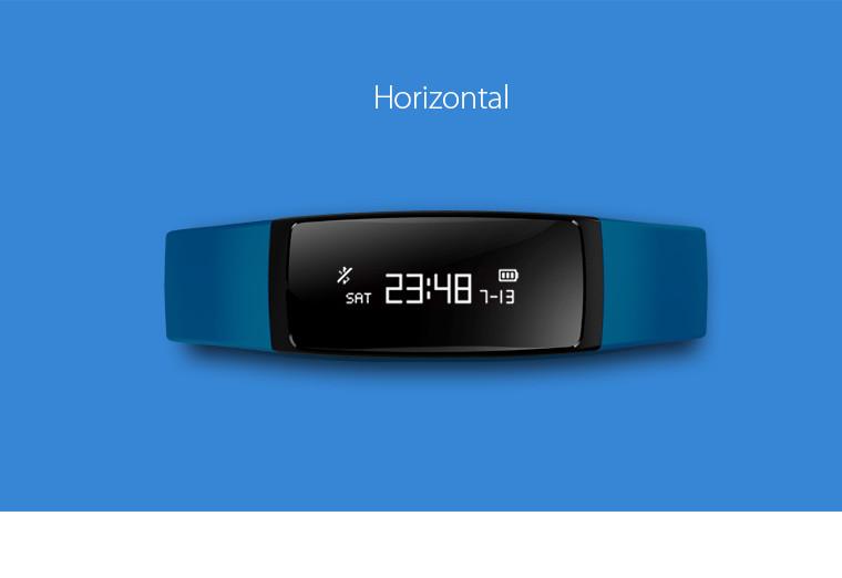 Health Bracelet - Horizontal