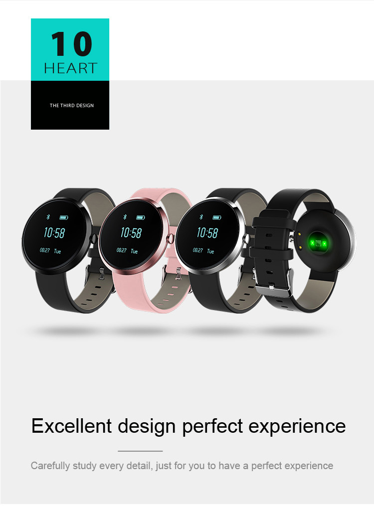 Health Wrist Watch [OMGHW02] - Excellent Design Perfect Experience