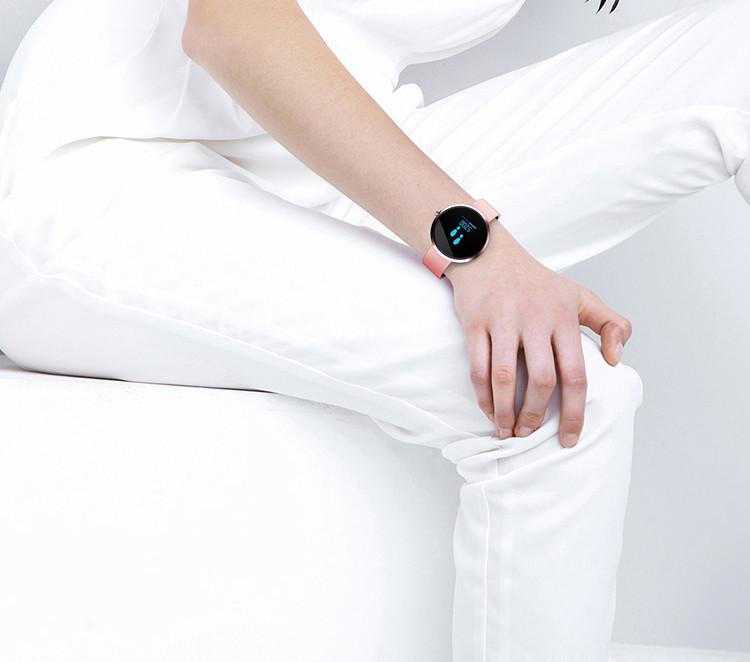 Health Wrist Watch [OMGHW02] - Lady 02