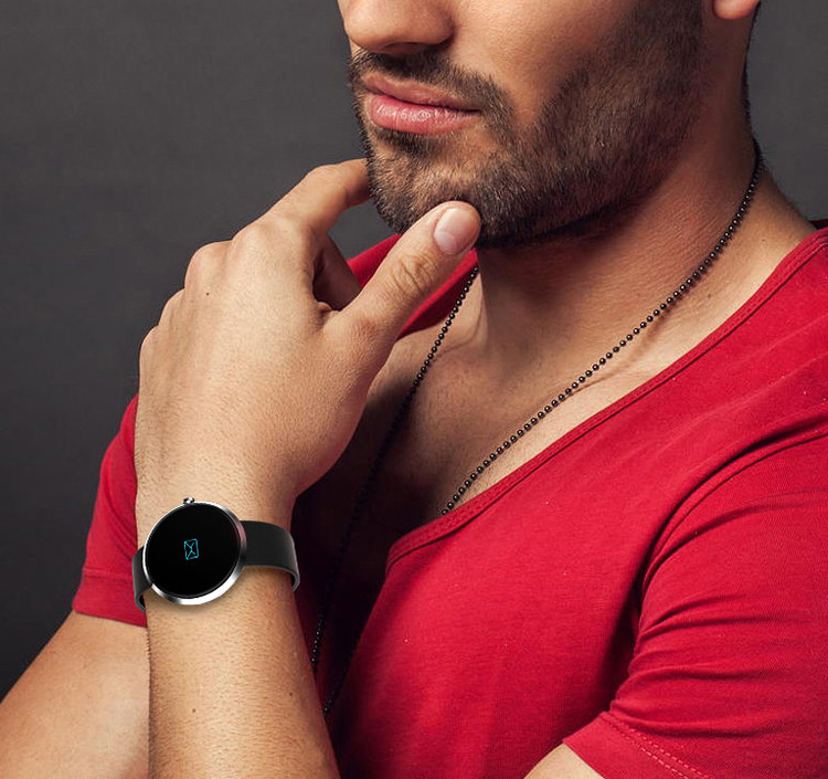 Health Wrist Watch [OMGHW02] - Man 01