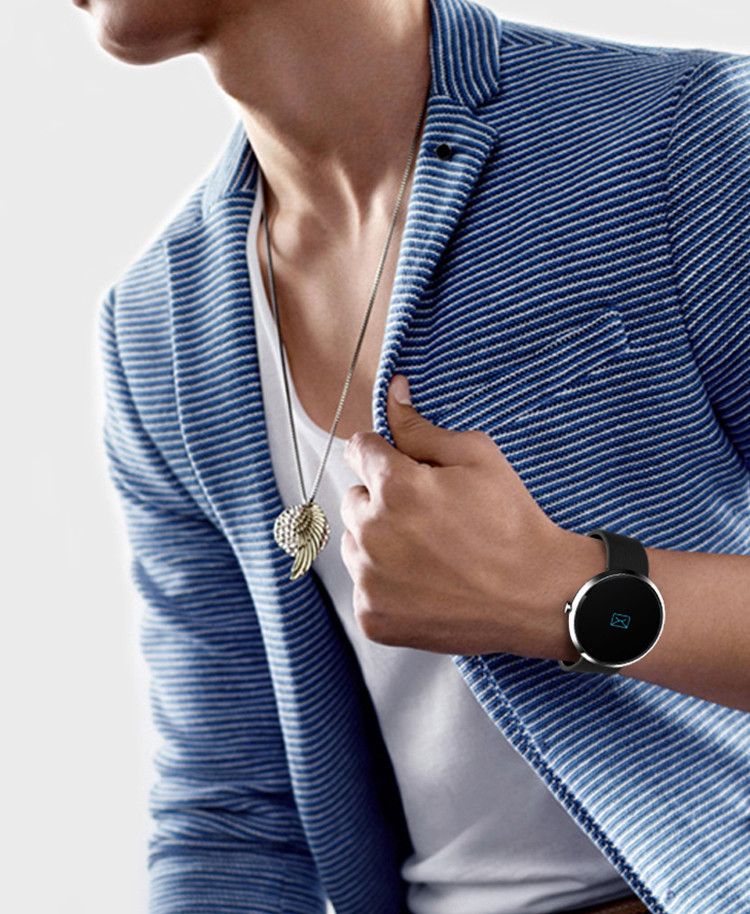 Health Wrist Watch [OMGHW02] - Man 02
