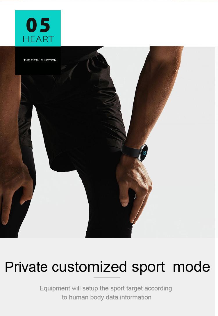 Health Wrist Watch [OMGHW02] - Private Customized Sport Mode