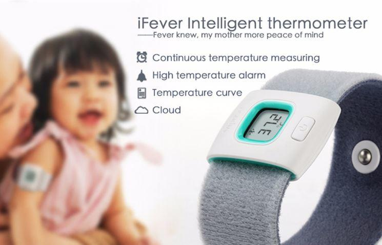 iFever - Intelligent Thermometer - Main